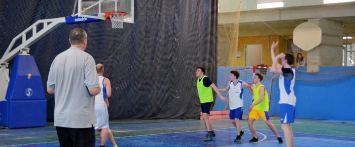 Итоги чемпионата МПГУ по баскетболу среди мужских сборных команд институтов и факультетов