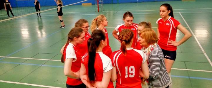 Геофаковский спорт. 16 побед за два дня