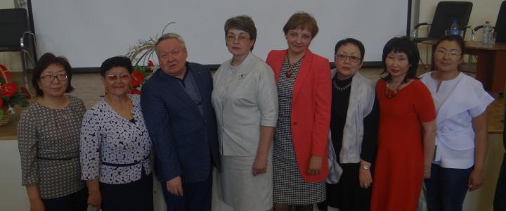 Делегация МПГУ приняла участие в межрегиональной научно-практической конференции «Русский язык как язык межнационального общения» в город Кызыл (Республика Тыва)