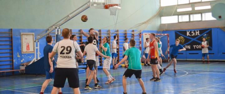 Итоги группового этапа Чемпионата по баскетболу среди мужских команд факультетов и институтов