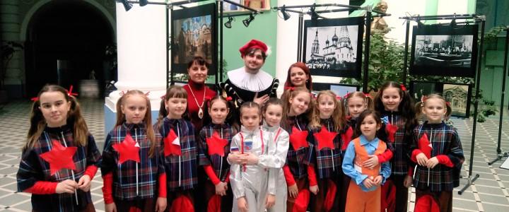 В День космонавтики МПГУ встречал звезд Московского фестиваля «ЛЕОНАРДО»