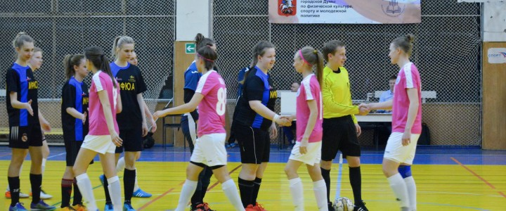 Весенний разгром в матче за 3 место: МПГУ 7-1 МФЮА.