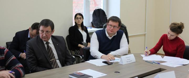 Круглый стол на тему «Механизмы мониторинга и профилактики религиозного, национального и других видов экстремизма»