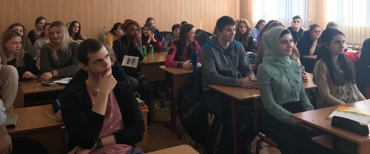 Ознакомление выпускников бакалавриата с магистерскими программами кафедры социальной педагогики и психологии