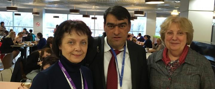 Проректоры Московского педагогического государственного университета и Севастопольского государственного университета обсудили план реализации Соглашения о сотрудничестве