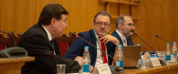 В Москве прошла конференция в память о Великой Отечественной войне