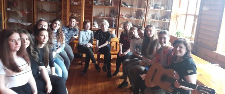Литературная встреча: содружество талантов