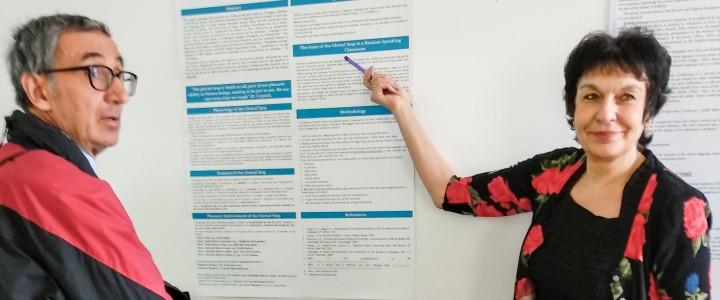Преподаватели института иностранных языков на конференции по проблемам фонетики английского языка