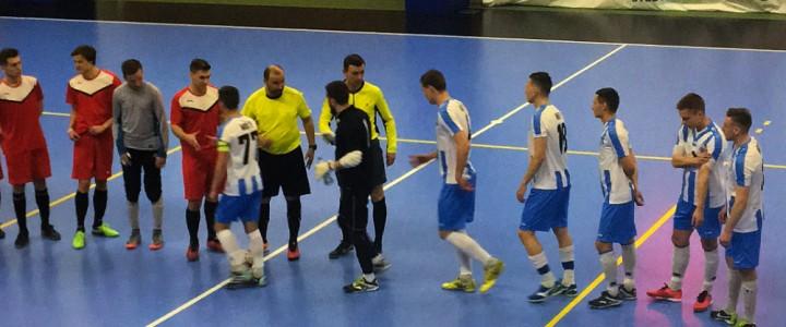 Мужская сборная МПГУ по мини-футболу уступила в гостевой встрече сборной МГУ