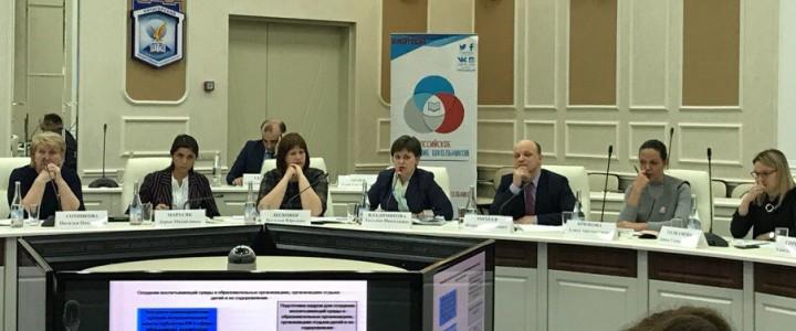 Презентуем в Северо-Кавказском федеральном округе модель создания воспитывающей среды