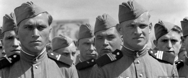 """Стена директора ИИиП МПГУ: «""""А он не вернулся из боя…"""" 9 апреля 1945 года был взят Кёнигсберг»"""
