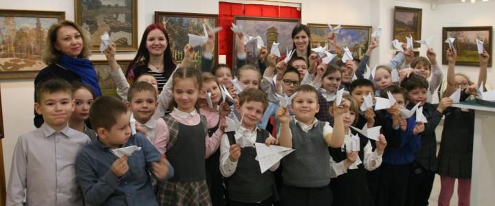 Мастер-классы в галерее Выхино