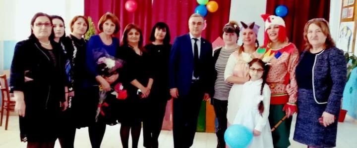 Дербентский  филиал МПГУ провел  мероприятие 13 апреля в день  благотворительности.