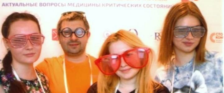 Всероссийский конгресс «Актуальные вопросы медицины критических состояний», проходивший 11-13 мая 2018 г. в Санкт-Петербурге