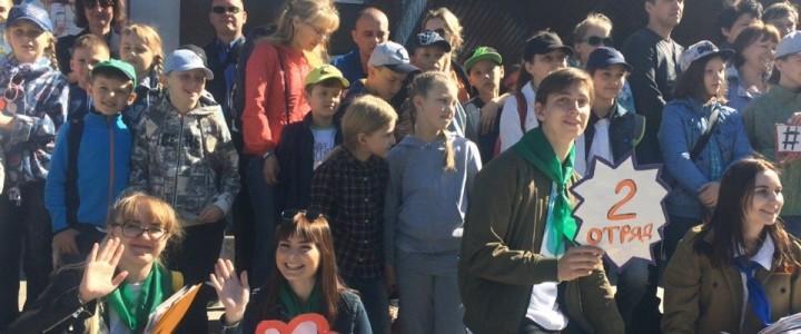 Yo-вожатые открыли 1 смену СУПЕРГЕРОЕВ ЛЕТА