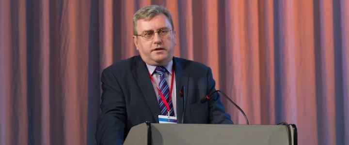 Ректор МПГУ выступил на IV Международном форуме по педагогическому образованию
