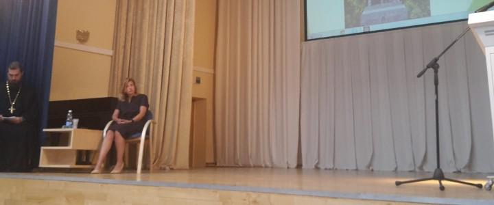 Образовательные организации Калининградской области  выражают интерес к совместной работе в сфере духовно-нравственного образования