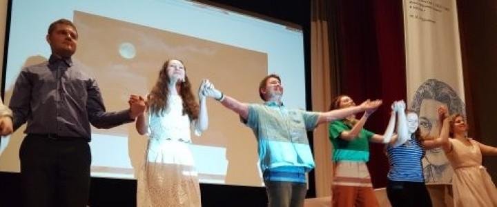 Студенты ИИиП МПГУ на фестивале «Поющий менестрель»
