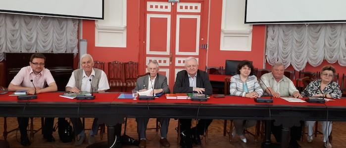 В МПГУ состоялось заседание Международной академии наук информации, информационных процессов и технологий