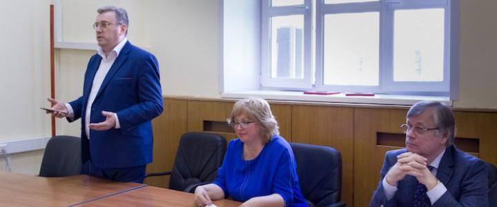 На Ученом совете Института филологии обсудили новую структуру