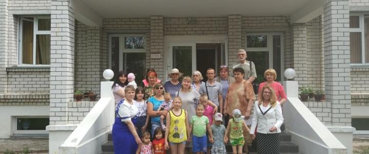 В Покровском филиале МПГУ прошло мероприятие, посвященное Дню семьи