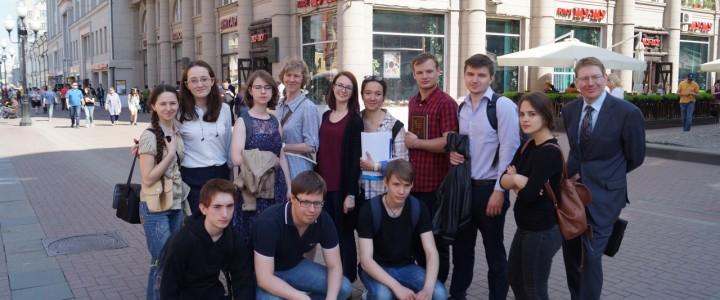 Экскурсия с элементами квеста «МПГУ: истоки и современность»