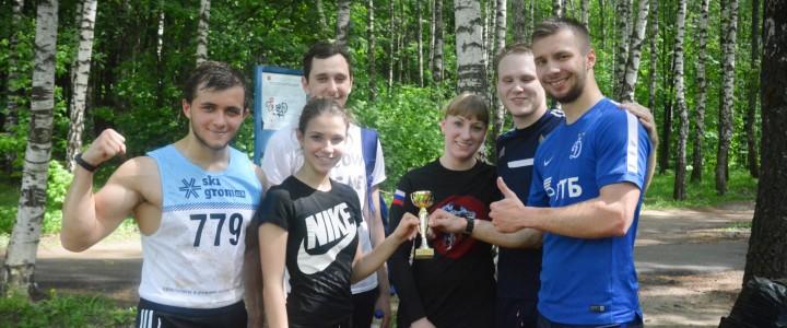 Студенты Института физической культуры, спорта и здоровья приняли участие в программе по освоению оборонно-спортивных технологий