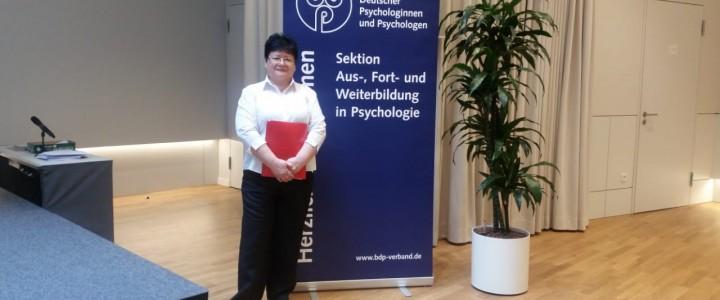 Преподаватели факультета педагогики и психологии МПГУ на конгрессе психологов в Берлине