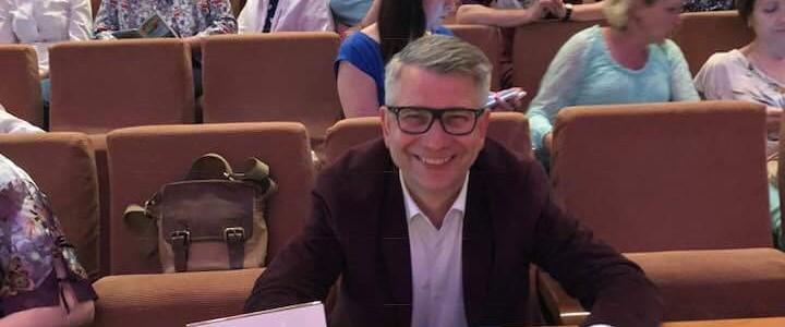 В.Л. Кабанов в жюри конкурса по профессии «Воспитатель организации для детей-сирот и детей, оставшихся без попечения родителей»