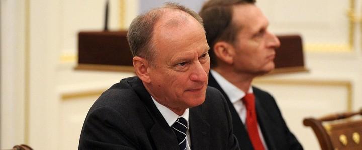 Патрушев предложил создать рабочую группу в ШОС по борьбе с финансированием терроризма
