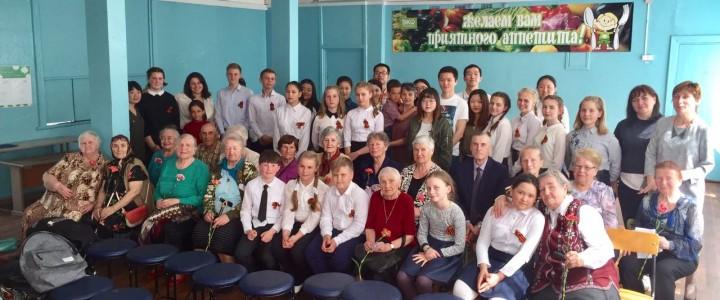 Стажеры кафедры русского языка как иностранного провели урок «Помнить войну! Сохранять мир!»