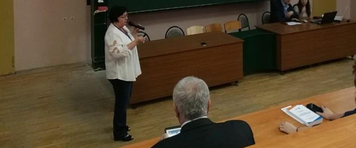 Наши преподаватели на Всероссийской конференции «Преподавание информационных технологий в РФ»