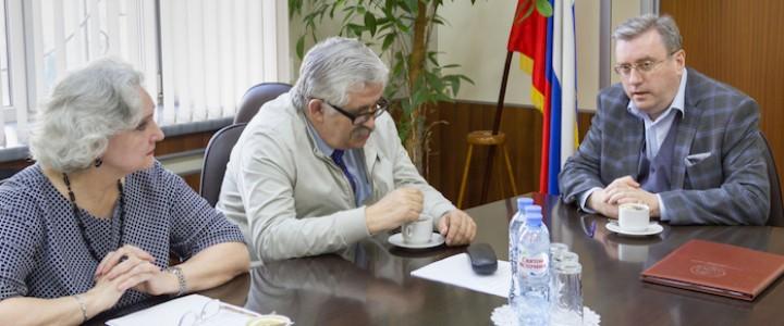 Встреча экспертов проекта «Цивилизационное наследие России»