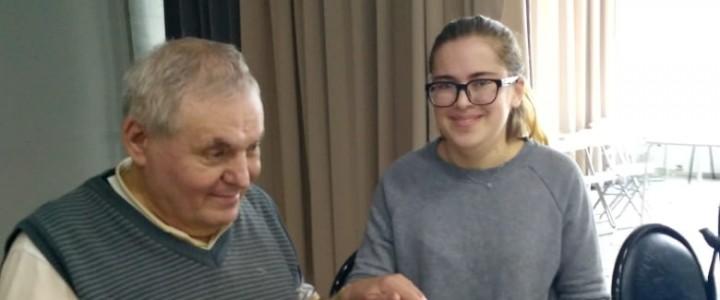 Встреча с А.В.Суворовым