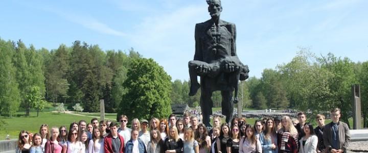 Поездка активистов МПГУ в Республику Белоруссия