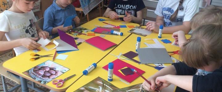 Активисты педагогического отряда «Пазлы» посетили детский сад №12 «Солнышко»