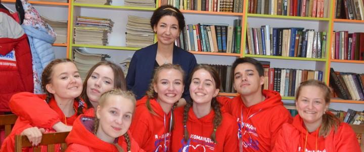 Специалисты Всероссийской школы вожатых представили МПГУ на  фестивале «Вожатский круг» в Перми