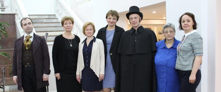 В городе Рязани состоялся официальный старт Общероссийской общественной акции «Пушкинский диктант» – 2018