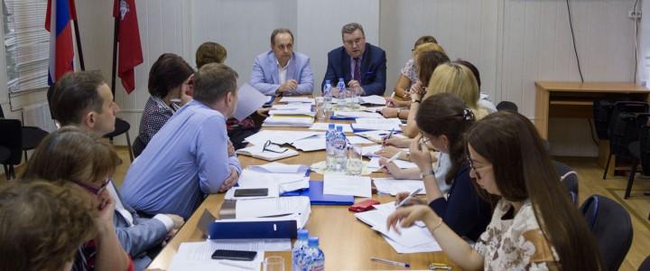 На факультете педагогики и психологии обсудили перспективы развития