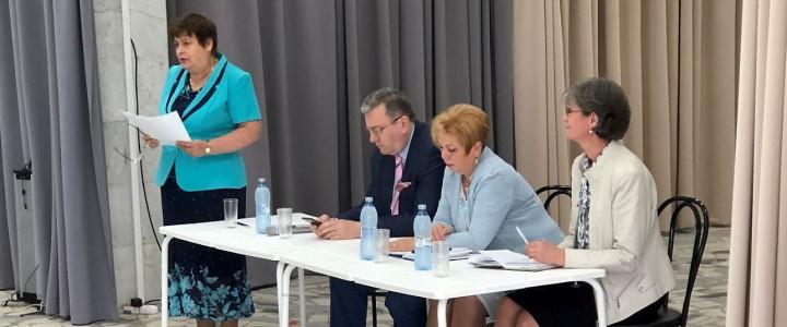 Ольга Юрьевна Князева о начале приёмной кампании
