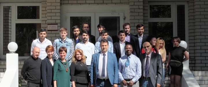 Семинар на тему: «Практика работы с иностранными студентами и выпускниками вузов России»