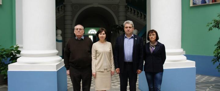 Взаимодействие с Общероссийской общественной организацией «Национальная родительская ассоциация социальной поддержки семьи и защиты семейных ценностей»