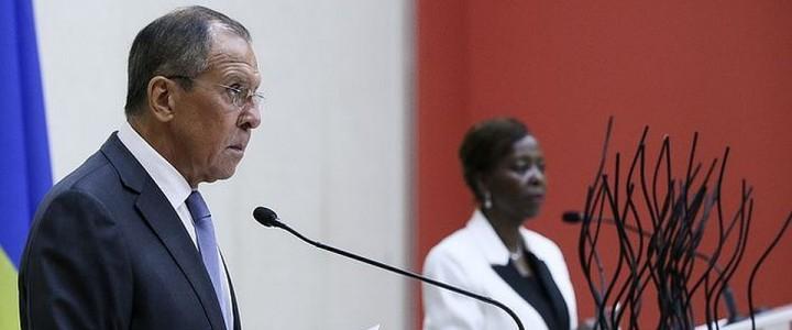 Сергей Лавров обсудил проблемы противодействия терроризму и экстремизму с президентом Руанды