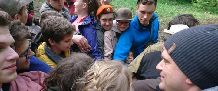 МПГУ на XX-м Слете юных натуралистов
