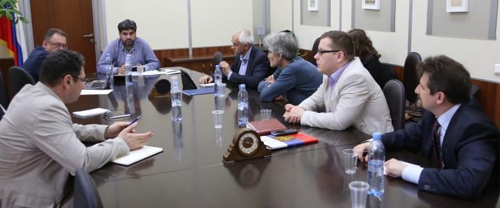 В ИИиП МПГУ обсудили смену власти в Армении