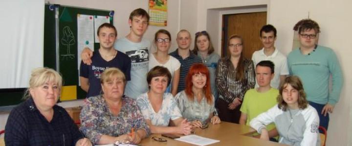 Профессор Т.В.Шевырева приняла участие в работе ГЭК колледжа градостроительства, транспорта и технологий № 41