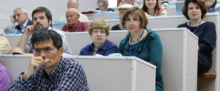 Сотрудники математического факультета ведут активную научную работу