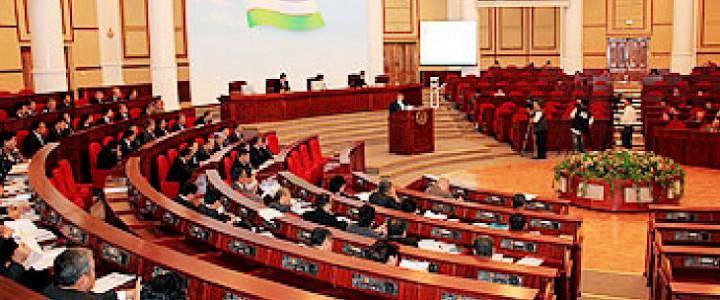 Сенаторы Узбекистана обсудили закон о противодействии экстремизму