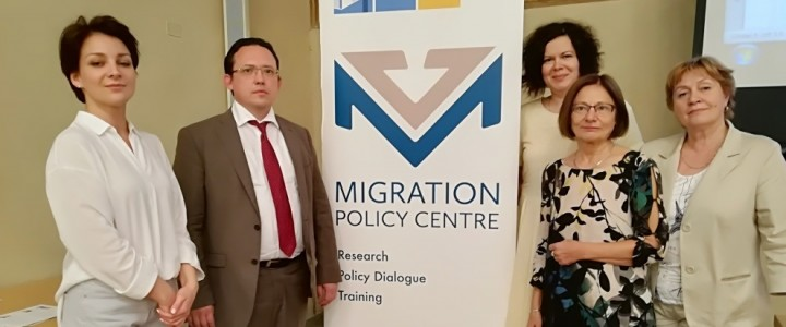 Делегация ИПИ МПГУ приняла участие в международной конференции во Флоренции