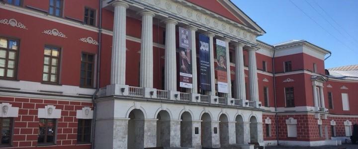 Студенты-историки стали волонтерами в музее